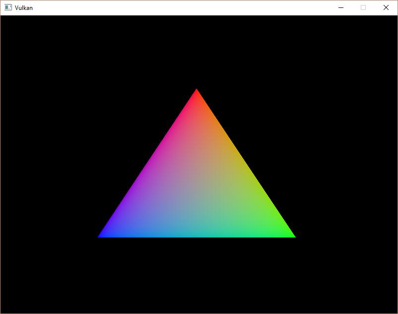 Vertex buffer creation - Vulkan Tutorial